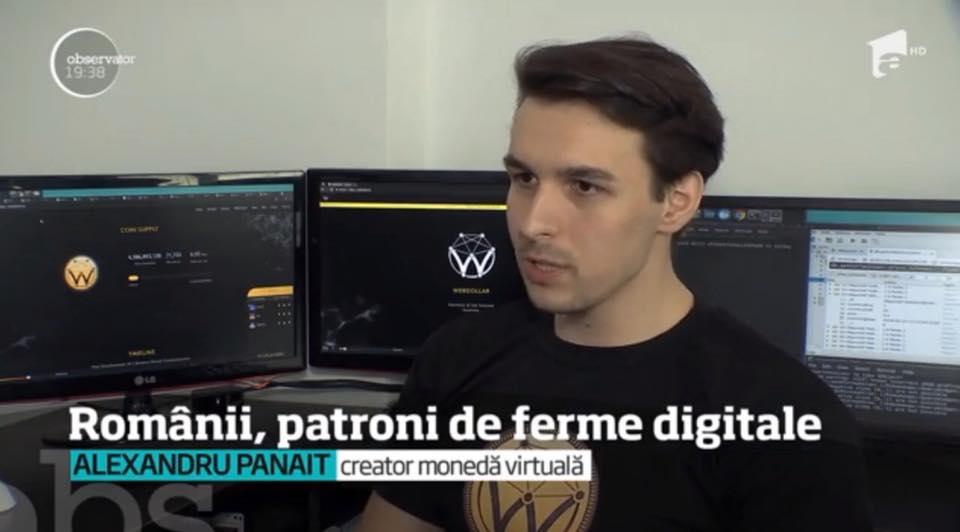 Anteana 3 | Românii detinatori de ferme digitale