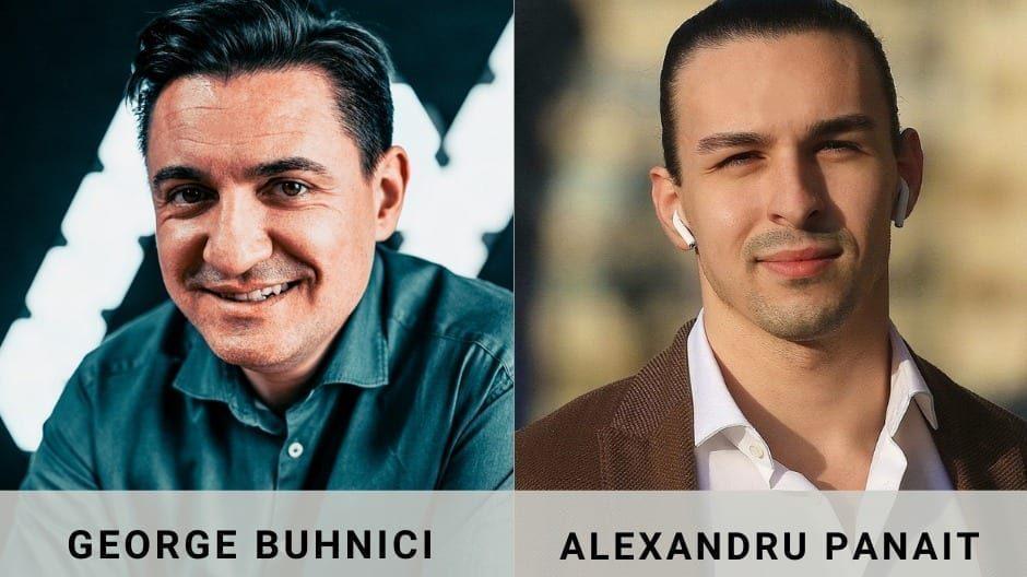 George Buhnici & Alexandru Panait – Despre e-PrimariaTa la CuriosITy